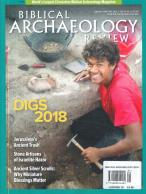 Biblical Archaeology Review magazine