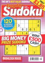 Everyday Sudoku magazine