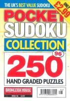 Pocket Sudoku Collection magazine