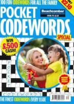 Pocket Codewords Special magazine