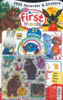 First Friends magazine