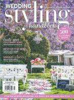 Wedding Styling Handbook magazine