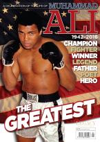 A Celebration of the Life of Muhammad Ali at Unique Magazines