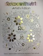 Relax with Art Artist's Edition at Unique Magazines