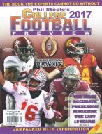 Phil Steele's College Football magazine