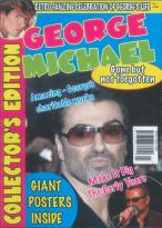 George Michael Collector's Edition magazine