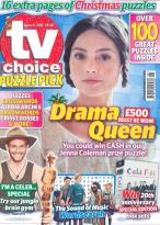 TV Choice Puzzle Pick magazine