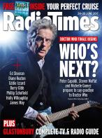 Radio Times London, Anglia & Midlands magazine