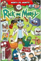Rick and Morty magazine