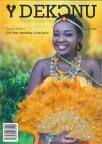 Dekonu Wedding magazine