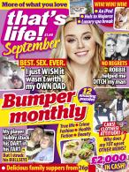 That's Life Monthly magazine