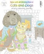 Relax With Art Cats and Dogs magazine