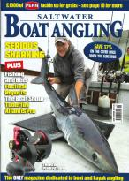 Saltwater Boat Angling magazine