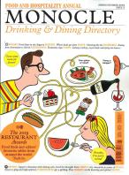 Monocle Drinking & Dining Directory magazine