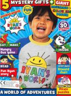 Ryan's World magazine