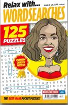 Relax With Wordsearches magazine