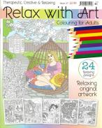Relax With Art - 57 magazine