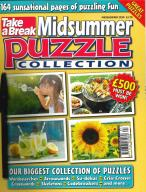 Take A Break Seasonal Puzzle Collection magazine