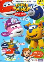 Super Wings magazine