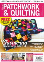 British Patchwork and Quilting magazine