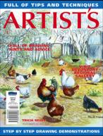Artist's Drawing and Inspiration magazine