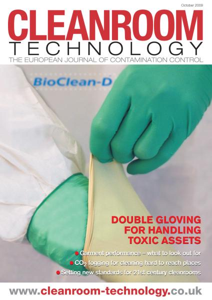 Cleanroom Technology magazine