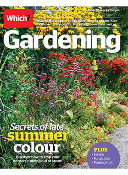 Previous Covers. Which  Gardening Magazine Subscription