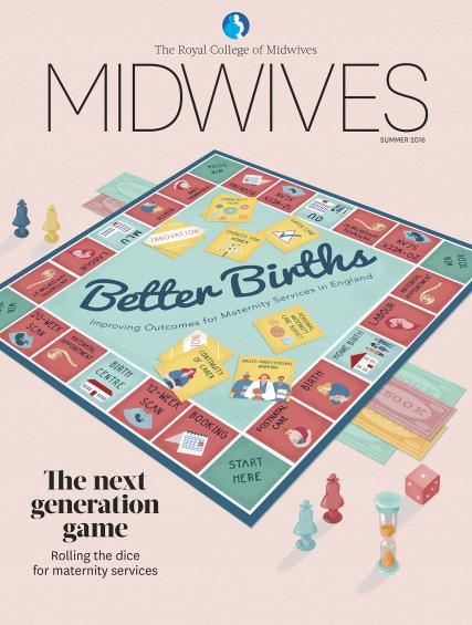 Midwives magazine