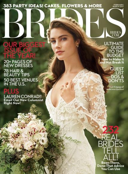Brides (USA) magazine