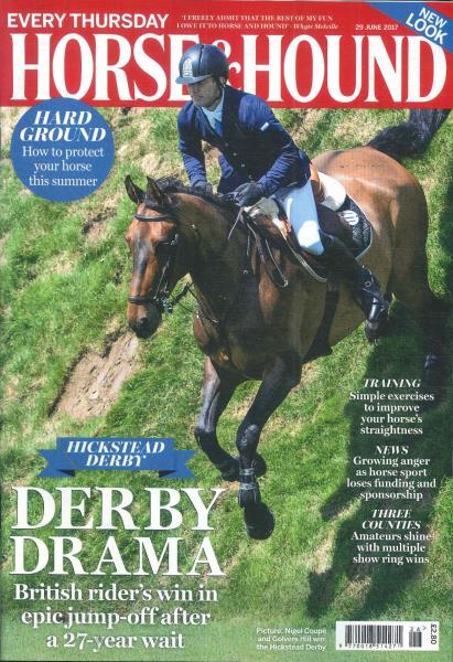 Horse And Hound Magazine Subscription