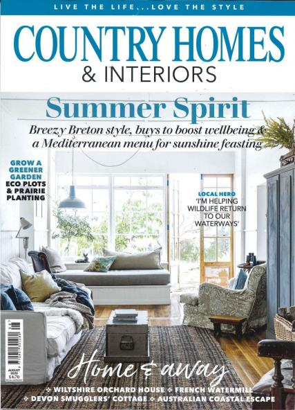 Country Homes And Interiors Magazine Information
