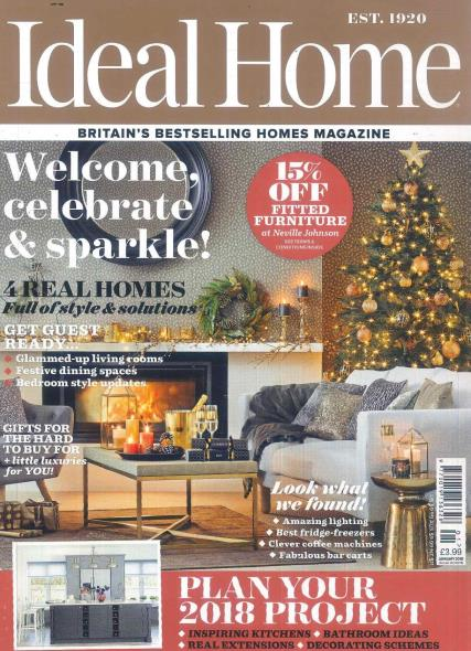 Ideal home magazine subscription for Home design magazine subscription