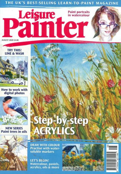 Leisure Painter magazine