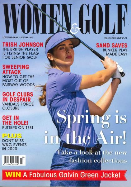 Women & Golf magazine