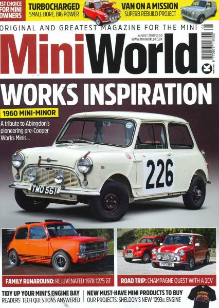 Mini World magazine