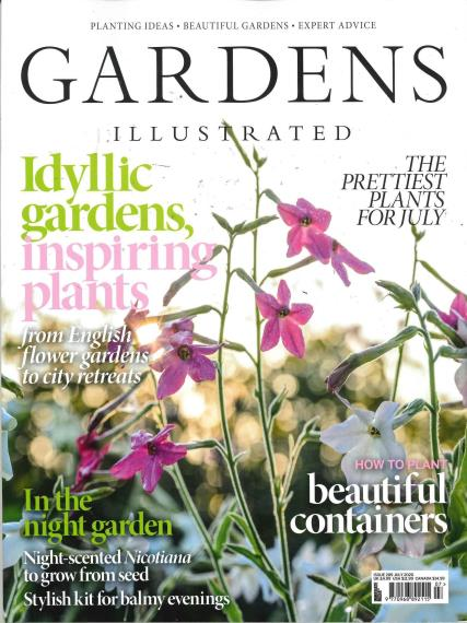 Gardens Illustrated magazine