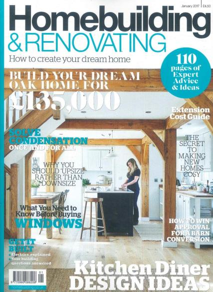 Home building and renovating magazine subscription for Home builder magazine