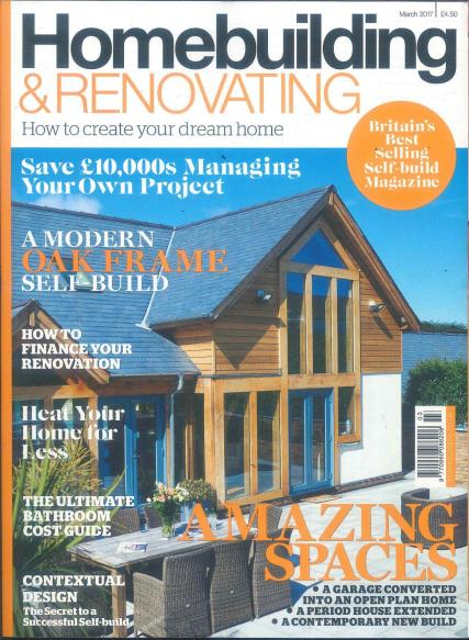 Home building and renovating magazine subscription for Home builders magazine