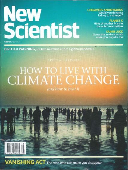 New Scientist magazine
