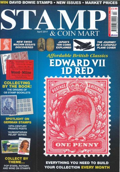 Stamp and Coin Mart magazine
