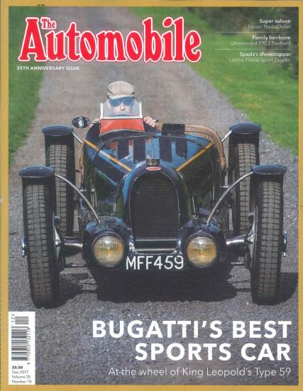 The Automobile magazine