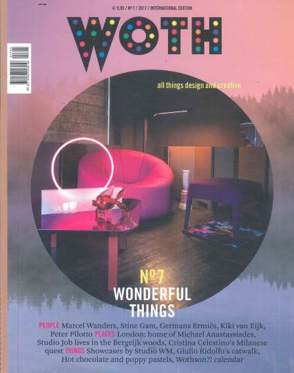 Woth magazine
