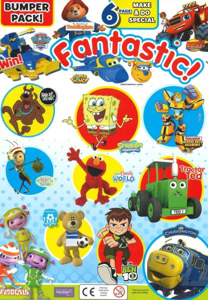 Fantastic Funworld magazine