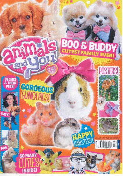 Animals and You magazine