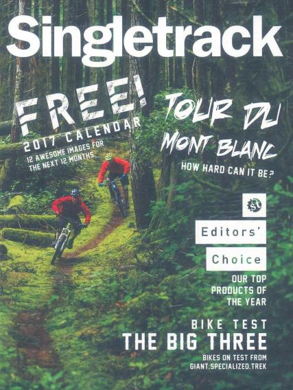 Singletrack Magazine Issue 69 Cover and Contents