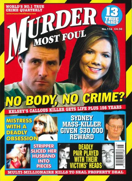 Murder Most Foul magazine