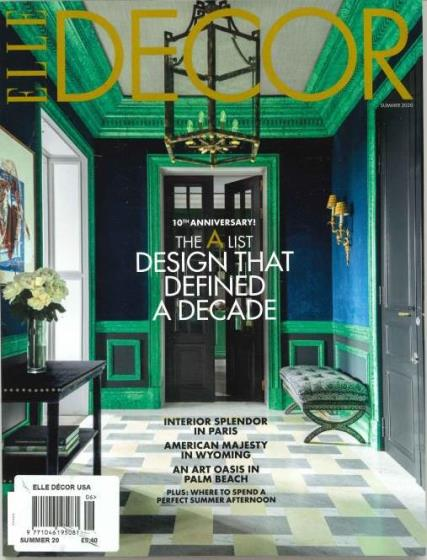 elle decor usa magazine subscription