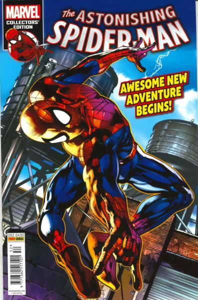 Astonishing Spider-Man magazine