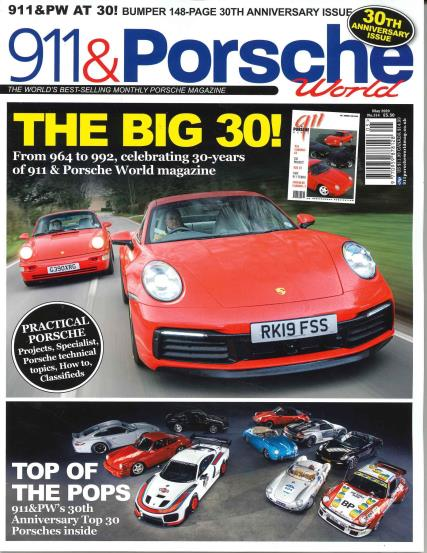 911 & Porsche World magazine