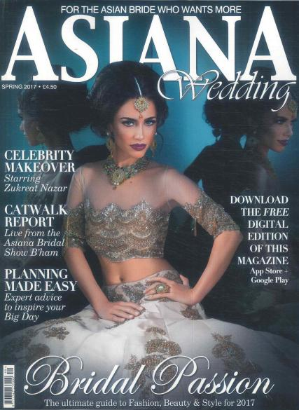 Asiana wedding magazine subscription click for larger image click for larger image junglespirit Images